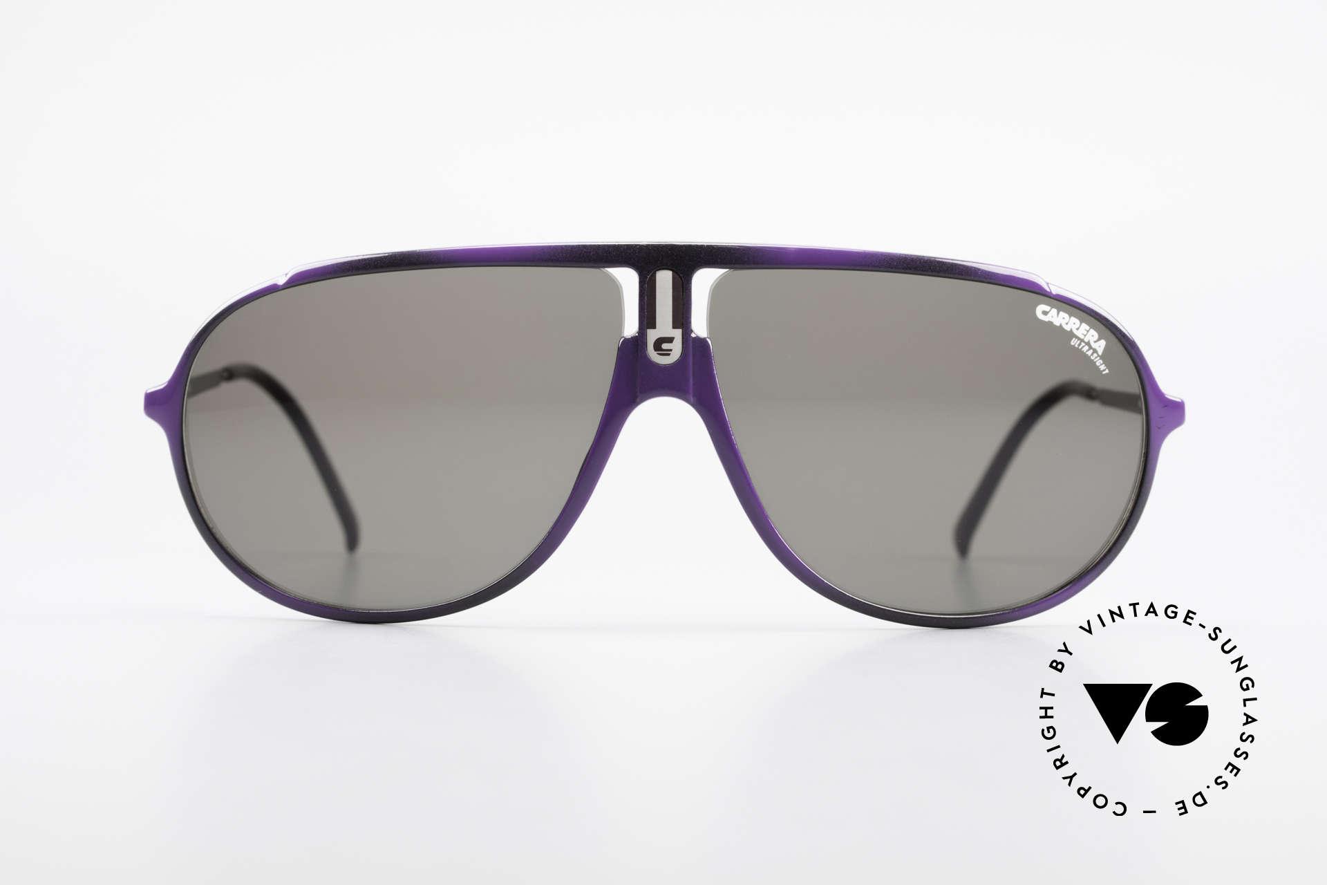 Carrera 5467 Carbon Fibre Brille Kohlefaser, extrem leichter Kunstoffrahmen aus Kohlefaser, Passend für Herren