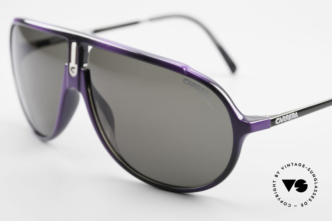 Carrera 5467 Carbon Fibre Brille Kohlefaser, CARRERA ULTRASIGHT Gläser; 100% UV Schutz, Passend für Herren