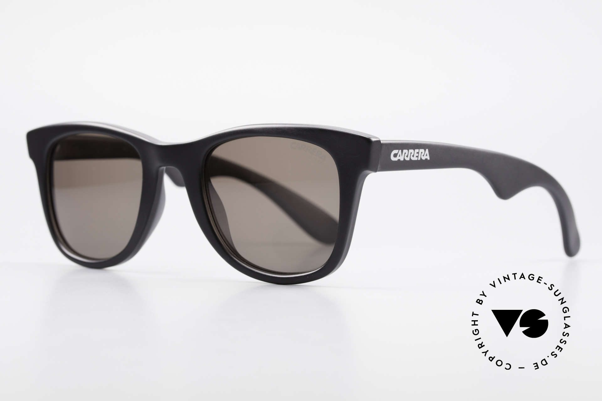 Carrera 5447 Sonnenbrille Im Wayfarer Stil, absolute Top-Qualität (100% UV) & Tragekomfort, Passend für Herren und Damen
