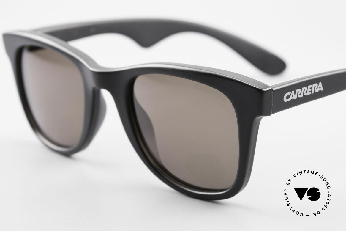 Carrera 5447 Sonnenbrille Im Wayfarer Stil, Carreras Antwort auf das bekannte Wayfarer-Design, Passend für Herren und Damen