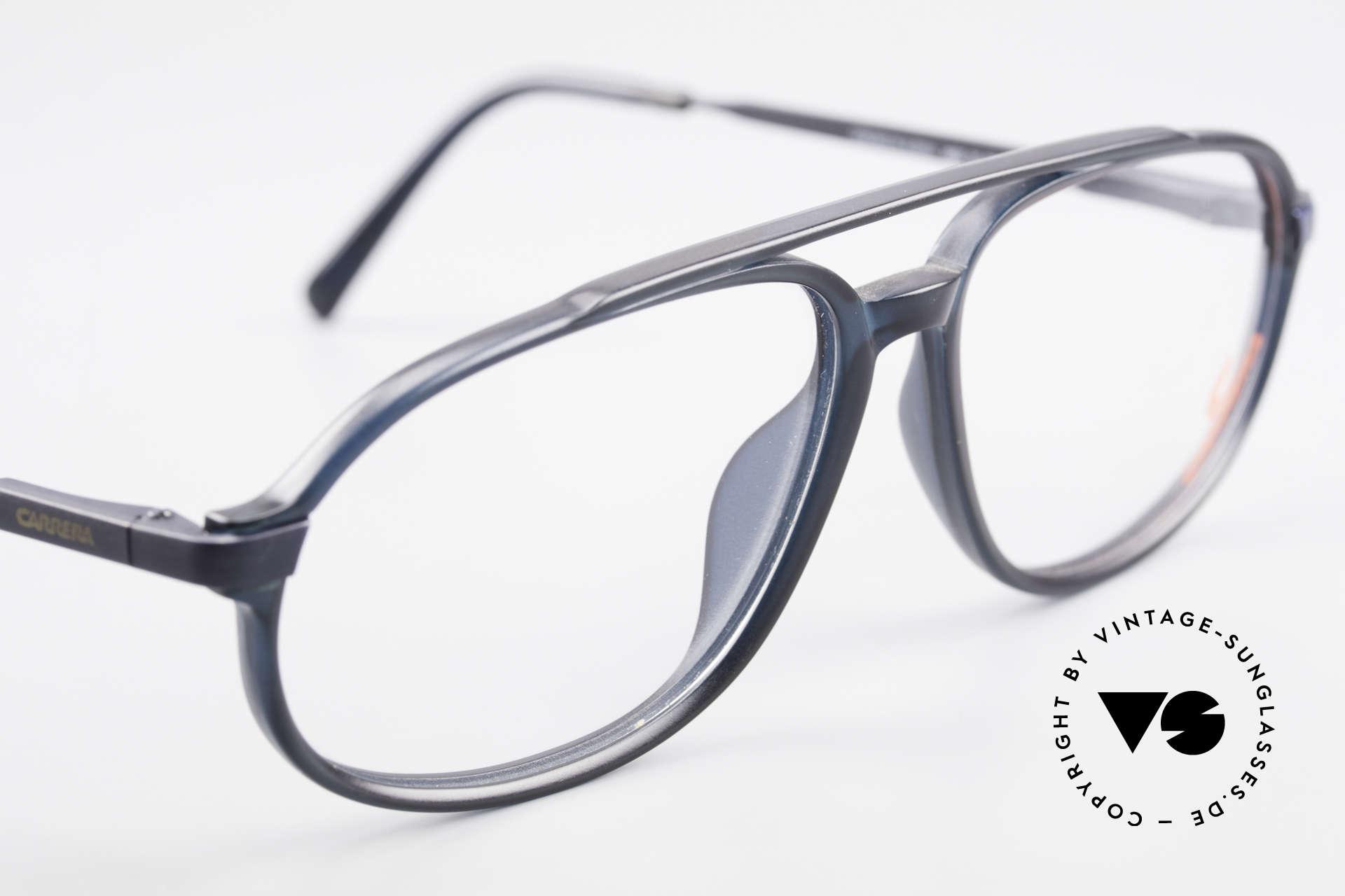 Carrera 4900 90er Vintage Brille No Retro, KEINE RETRO-Fassung; ein 20 Jahre altes ORIGINAL, Passend für Herren