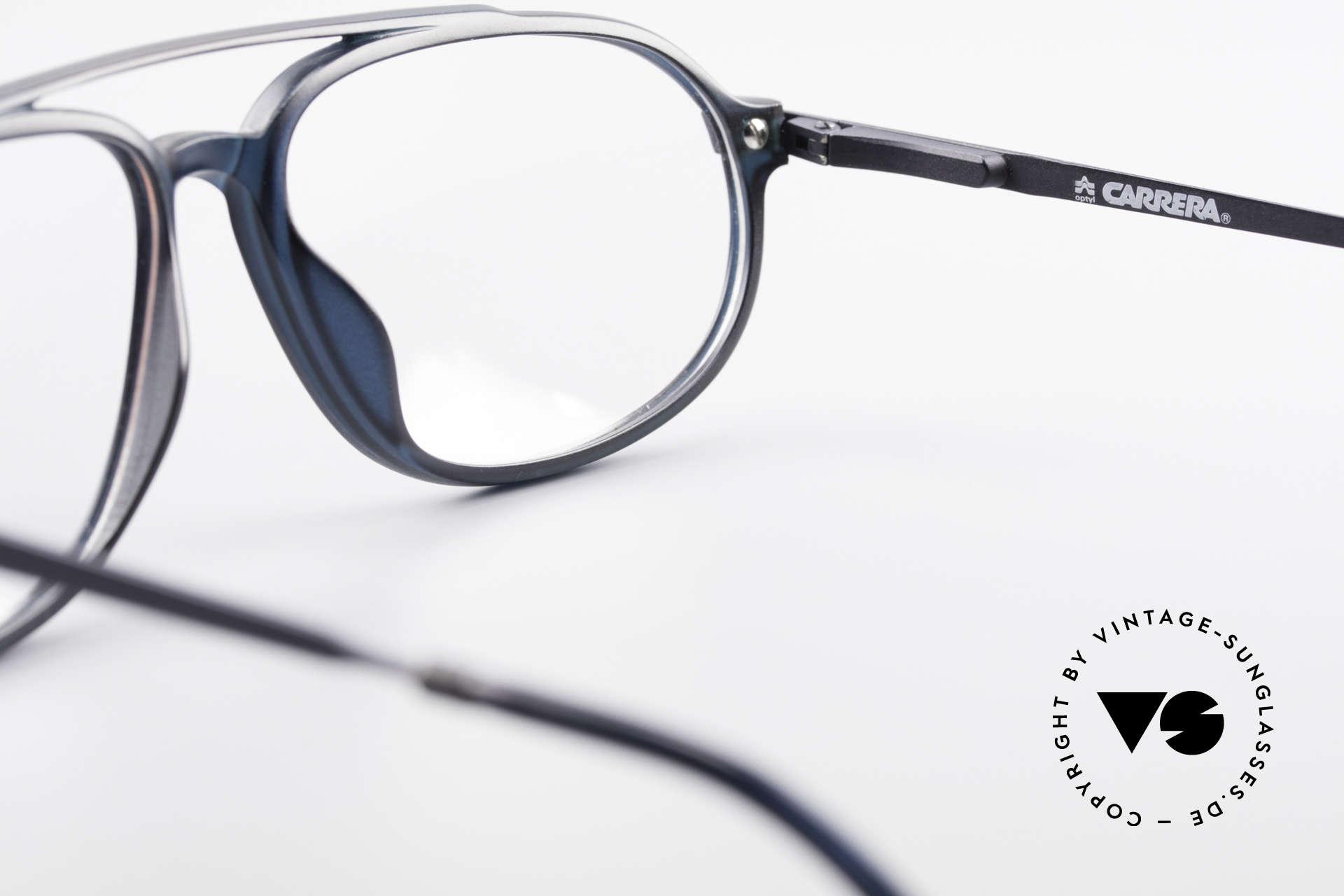 Carrera 4900 90er Vintage Brille No Retro, DEMO-Gläser sind beliebig ersetzbar (optisch/Sonne), Passend für Herren