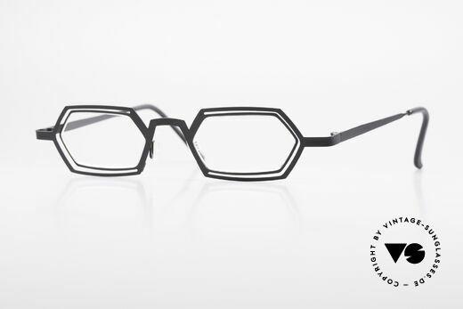 Theo Belgium Reflexs 90er Vintage Brille No Retro Details