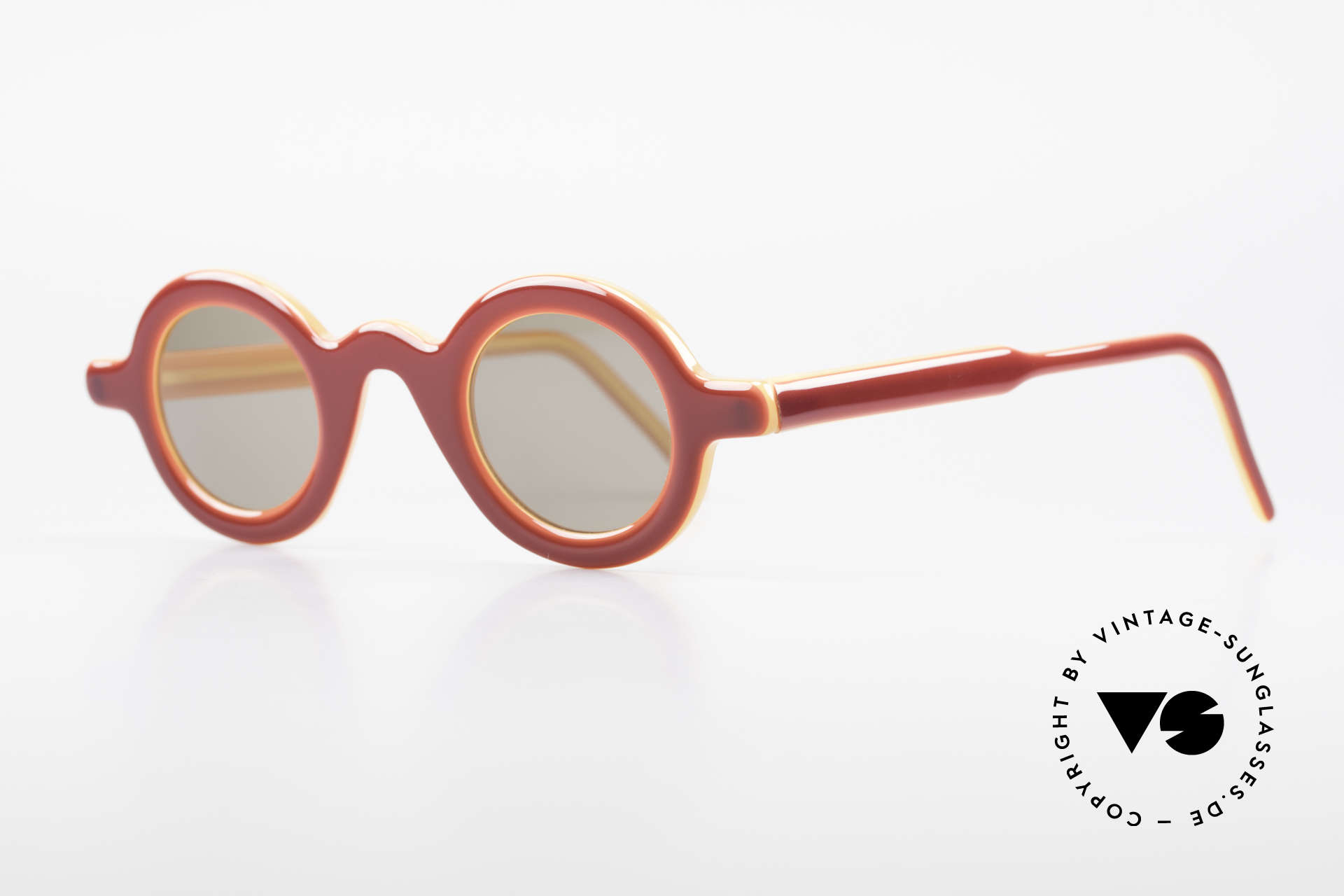 Theo Belgium Model 88 Satisfashion by Theo Belgium, farbenfrohe vintage Sonnenbrille in jeglicher Hinsicht, Passend für Herren und Damen