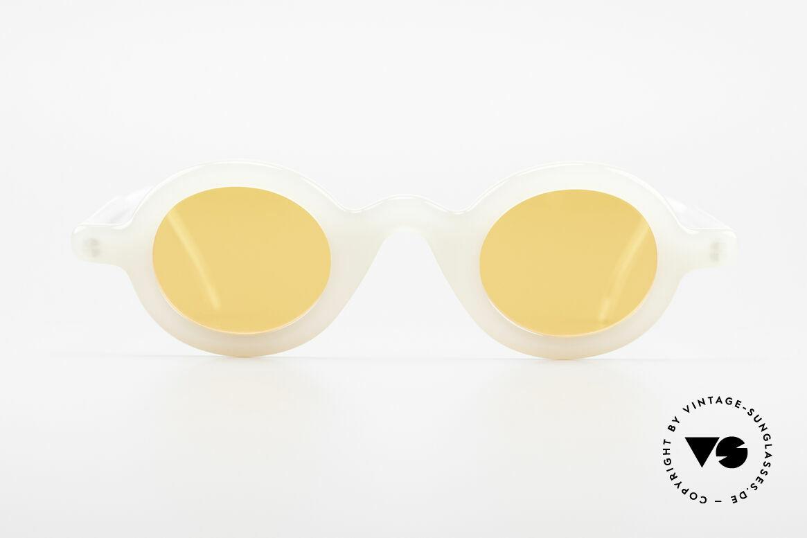 Theo Belgium Model 89 Satisfashion by Theo Belgium, vintage Brille der Theo SATISFASHION Serie von 2001, Passend für Herren und Damen