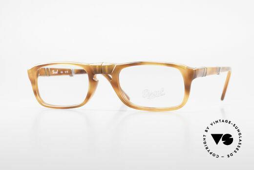 Persol Ratti 813 Folding Vintage Faltbrille Lesebrille Details