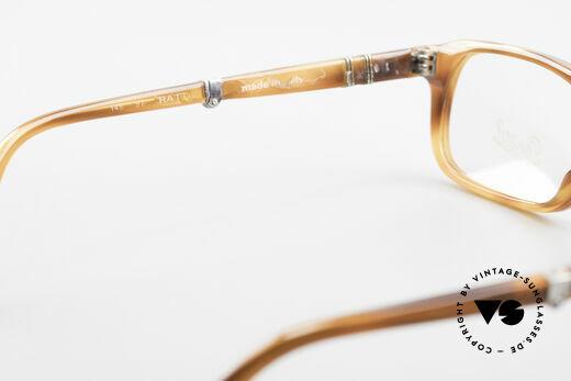 Persol Ratti 813 Folding Vintage Faltbrille Lesebrille, die Lesebrille kann natürlich beliebig verglast werden, Passend für Herren