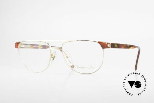 Christian Dior 2722 90er Designer Brille Unisex Details