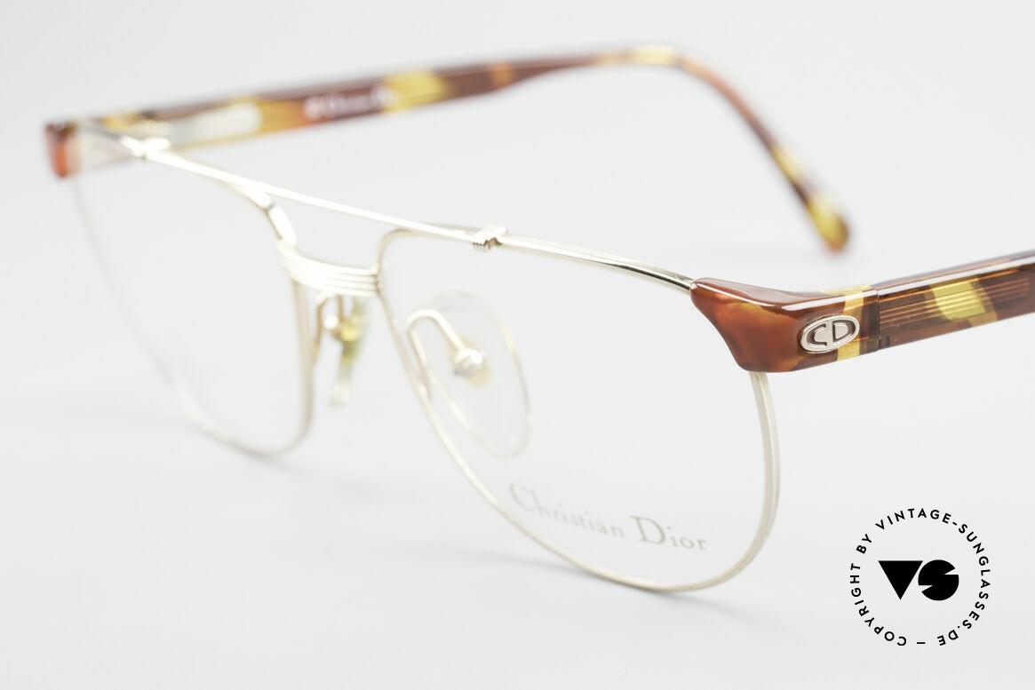Christian Dior 2722 90er Designer Brille Unisex, TOP-Qualität und mal eine etwas andere Farbe, Passend für Herren und Damen