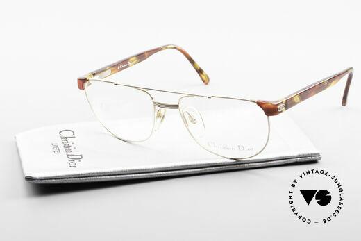 Christian Dior 2722 90er Designer Brille Unisex, KEINE retro Brille, sondern 20 Jahre altes Unikat, Passend für Herren und Damen