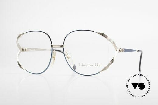 Christian Dior 2387 Damen Vintage Brille Rarität Details