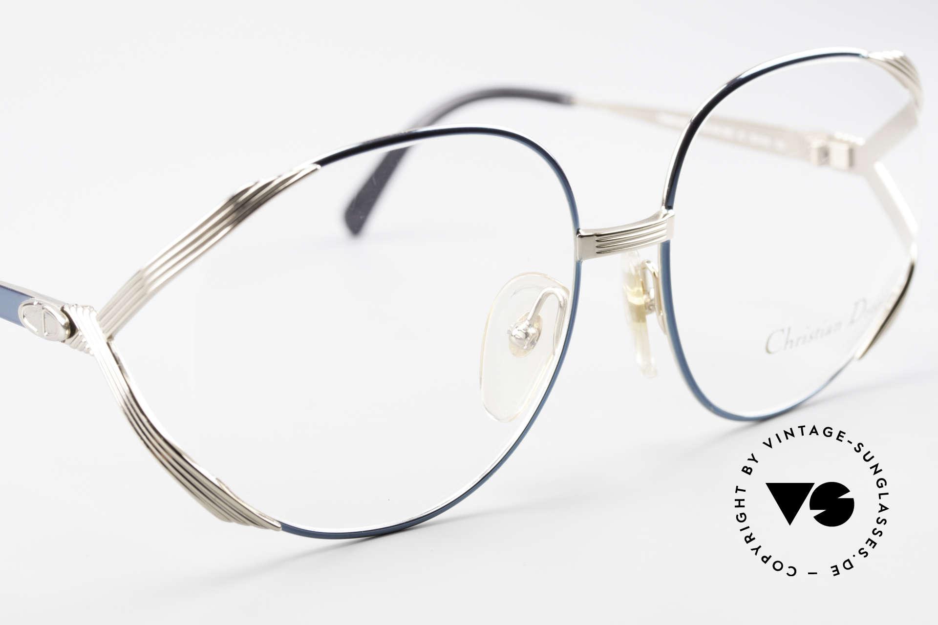 Christian Dior 2387 Damen Vintage Brille Rarität, KEINE Retro Brille; ein seltenes vintage Original!, Passend für Damen