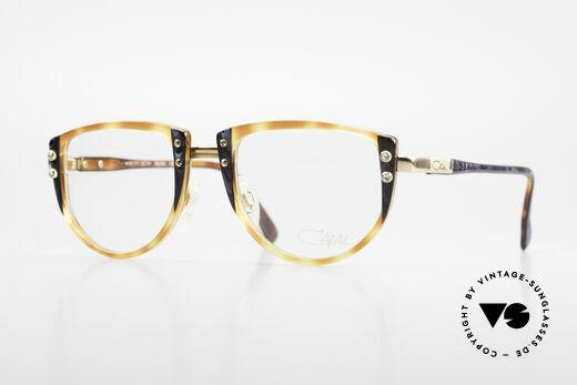Cazal 332 90er Vintage Cazal Brille OG Details