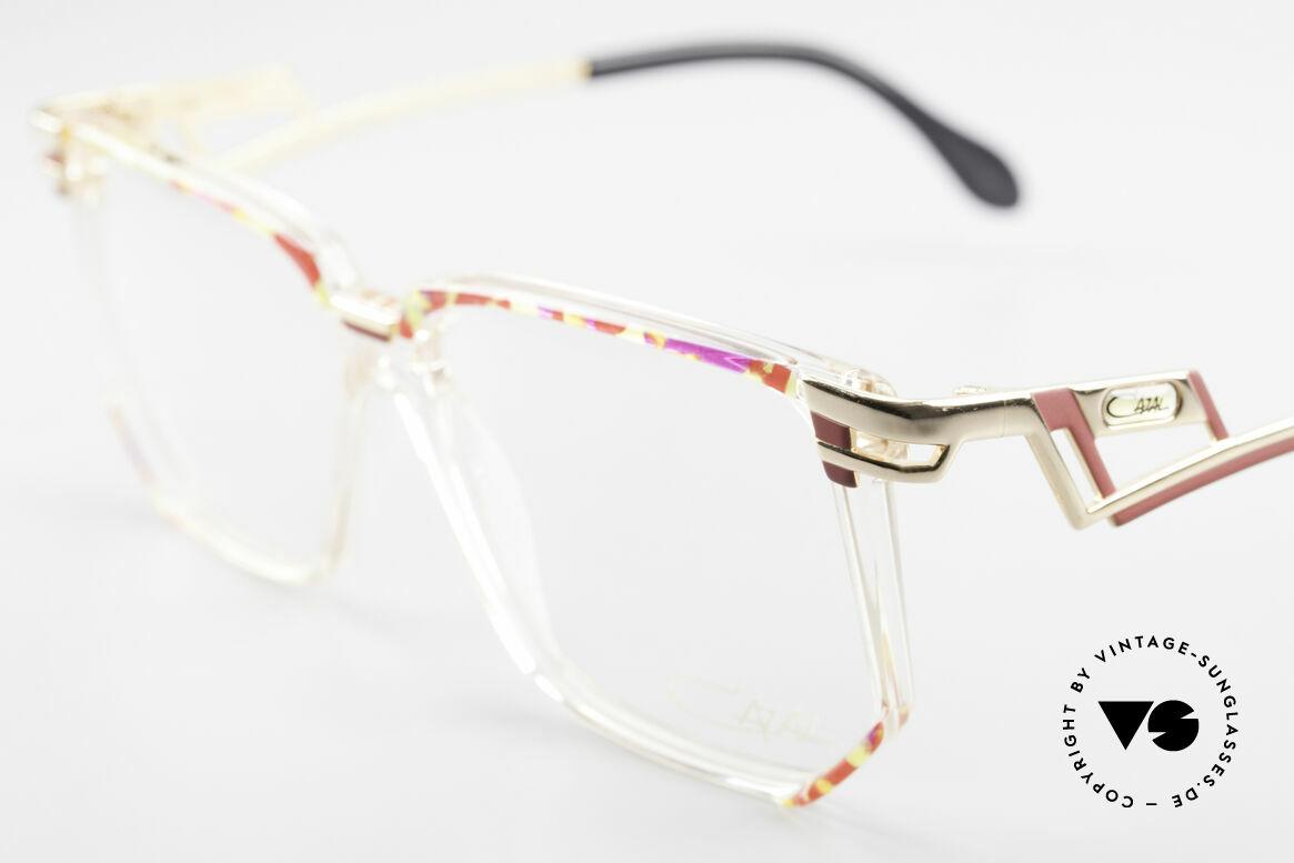 Cazal 351 Original Vintage Cazal HipHop, ungetragen (wie alle unsere vintage Designer-Brillen), Passend für Damen