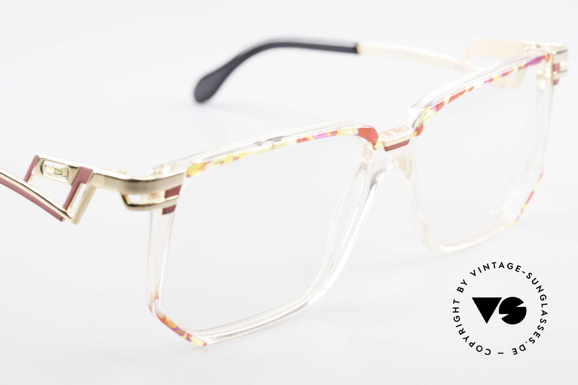 Cazal 351 Original Vintage Cazal HipHop, KEINE RETRObrille; ein mind. 25 Jahre altes Original, Passend für Damen