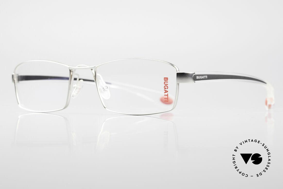 Bugatti 421 Sportliche Luxus Herrenbrille