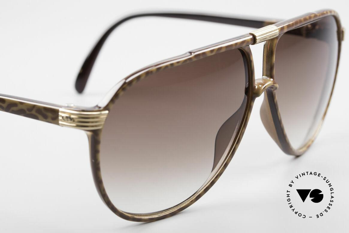 Christian Dior 2300 80er Aviator Sonnenbrille, sehr leicht und äußerst komfortabel, echt vintage!, Passend für Herren