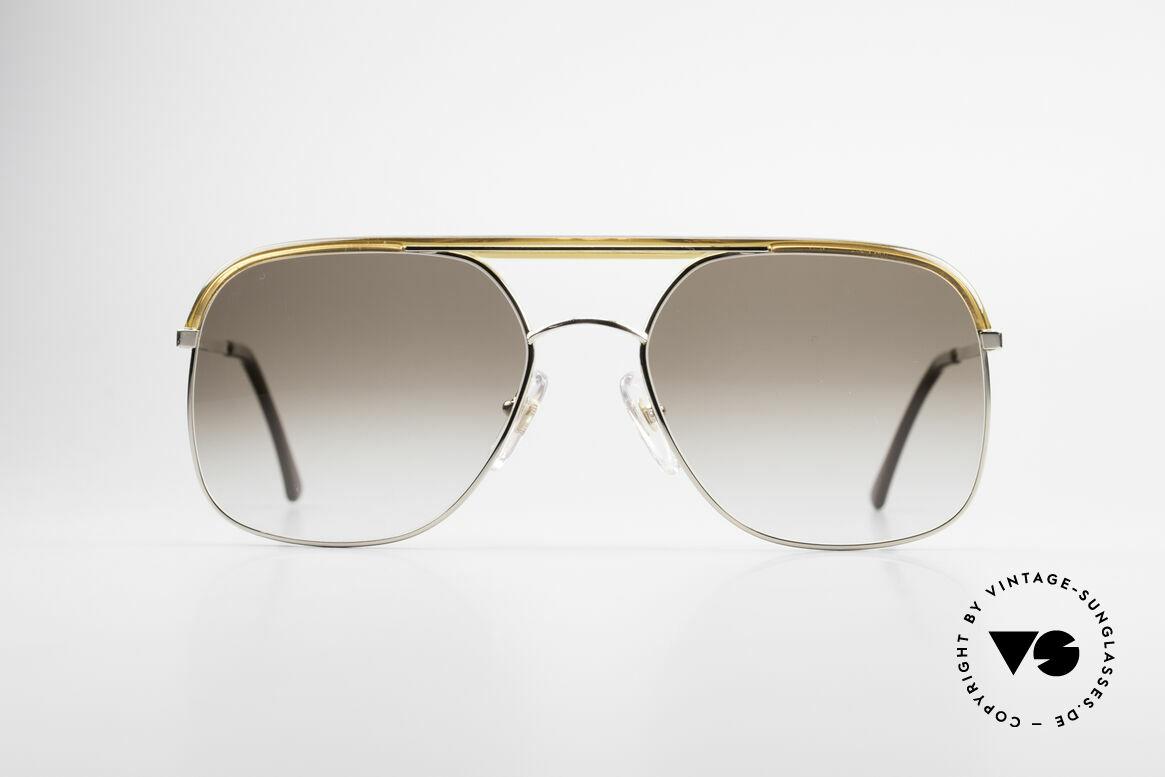 Christian Dior 2247 80er Herren Sonnenbrille, fühlbare Top-Qualität & Passform; Original von ca. 1984, Passend für Herren