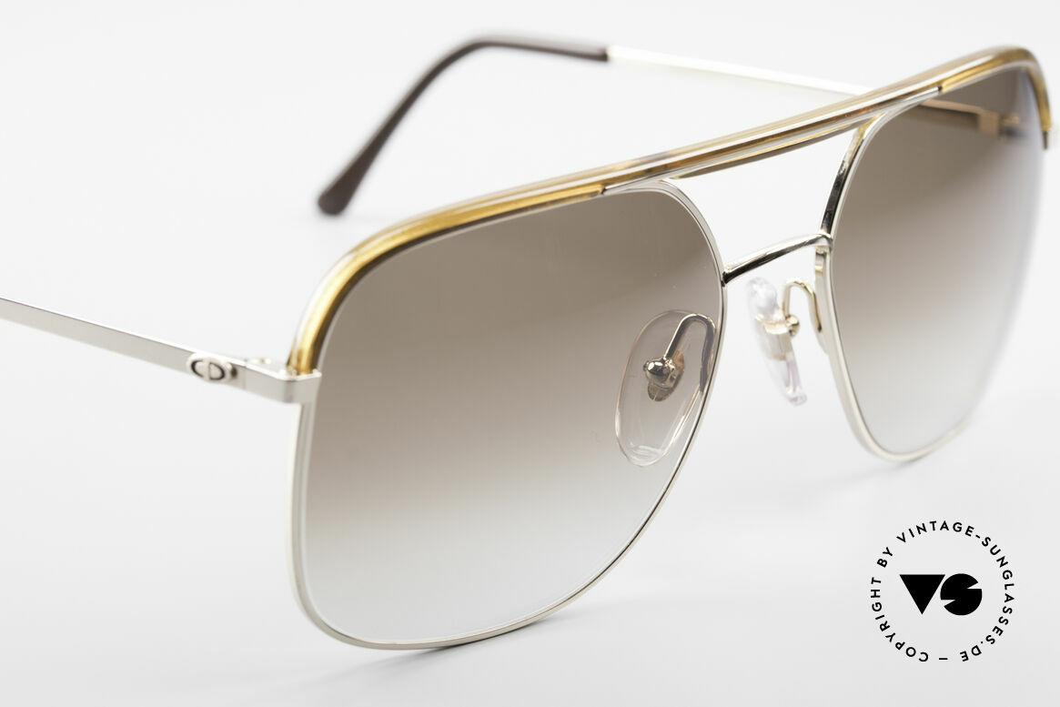 Christian Dior 2247 80er Herren Sonnenbrille, KEINE RETROBRILLE, sondern ein 30 Jahre altes Unikat, Passend für Herren
