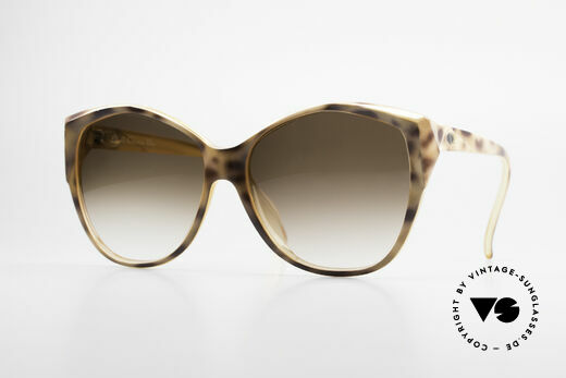 Christian Dior 2233 XL 80er Damen Sonnenbrille Details