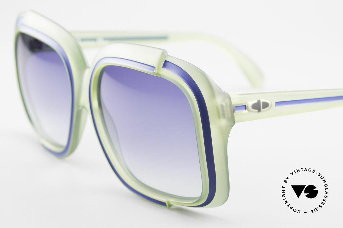 Christian Dior 2042 Vintage Sonnenbrille 1970er, aus unglaublichem OPTYL-Material mit 'Mystik-Effekt', Passend für Damen