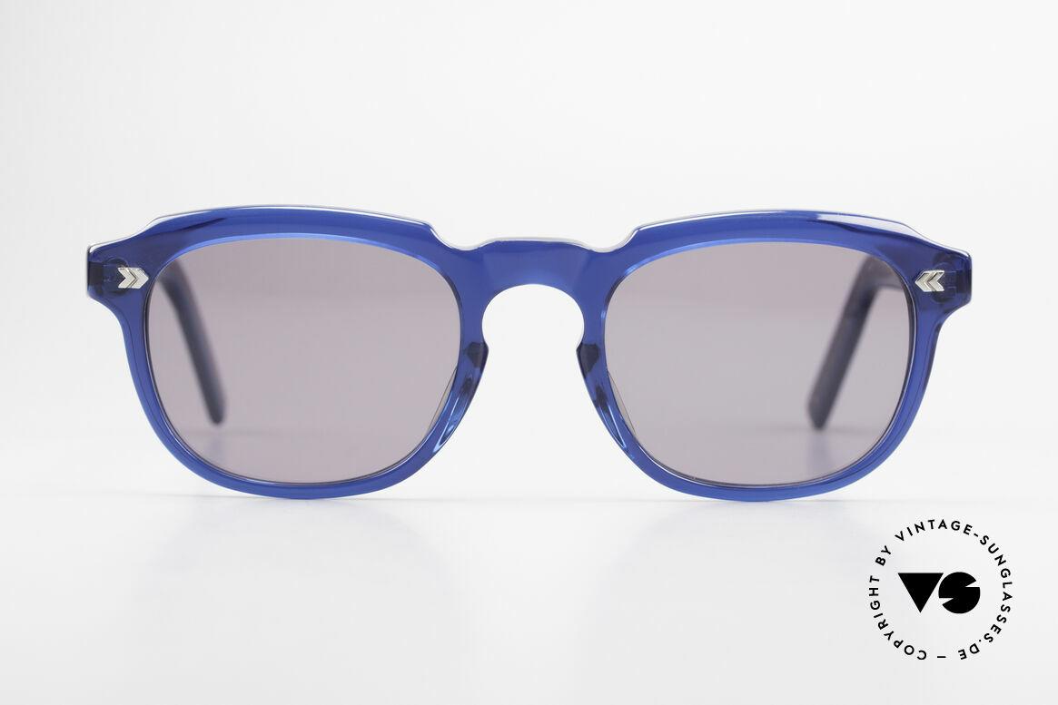 Jean Paul Gaultier 57-1071 Junior Gaultier Sonnenbrille, spektakuläre Jean Paul Gaultier 90er Designer-Brille, Passend für Herren und Damen