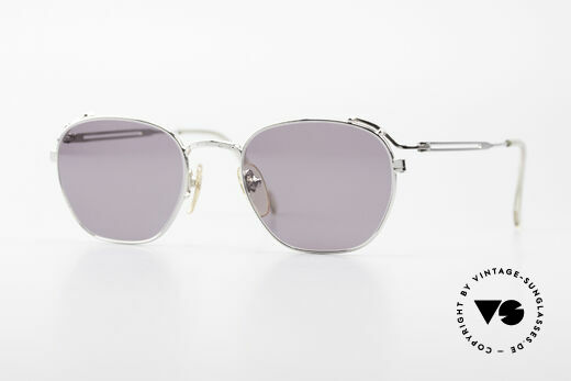 Jean Paul Gaultier 55-3173 Rare Designer Sonnenbrille Details