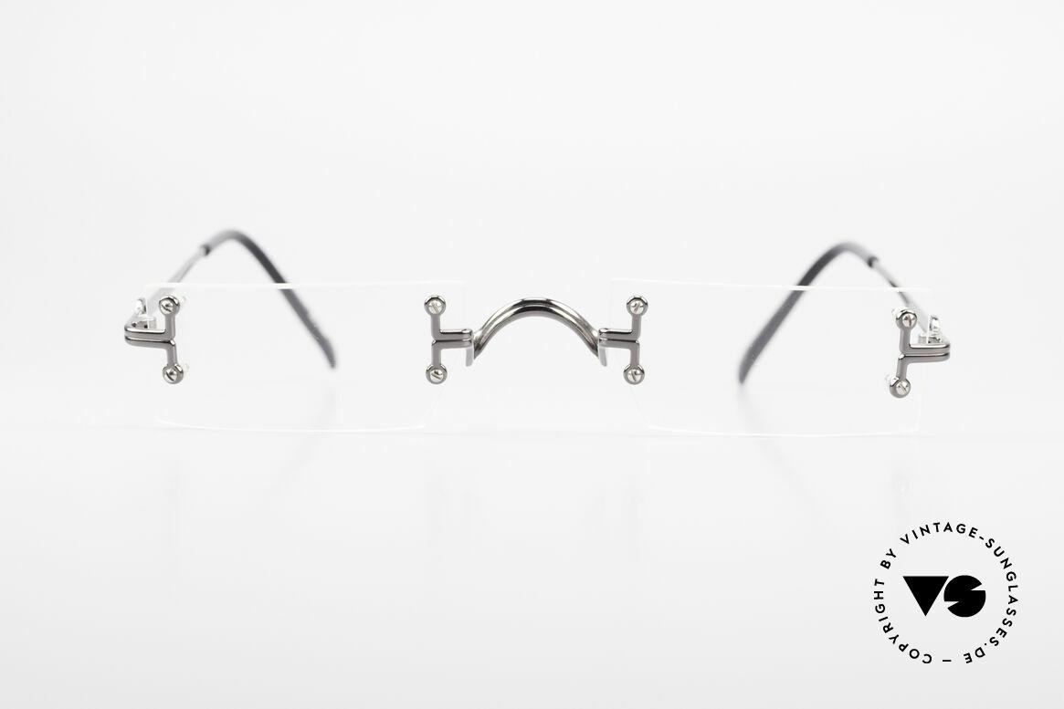 Jean Paul Gaultier 55-9172 Randlose JPG Designerbrille