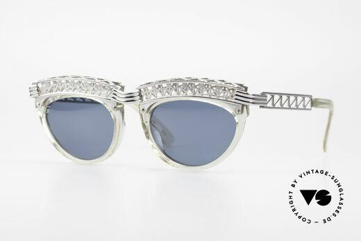 Jean Paul Gaultier 56-0271 Eifelturm Rihanna Sonnenbrille Details