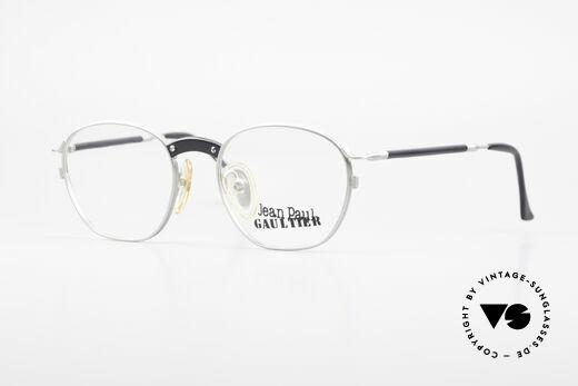 Jean Paul Gaultier 55-1271 Rare Alte Vintage Brille JPG Details