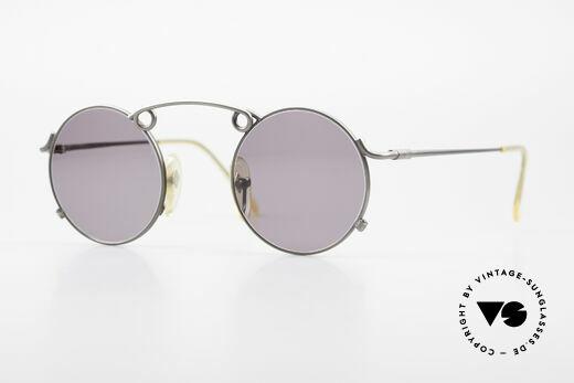 Jean Paul Gaultier 56-1178 Kunstvolle Panto Sonnenbrille Details