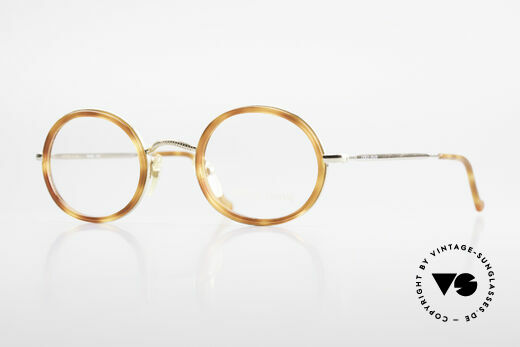 Giorgio Armani 139 Ovale Vintage Fassung 90er Details
