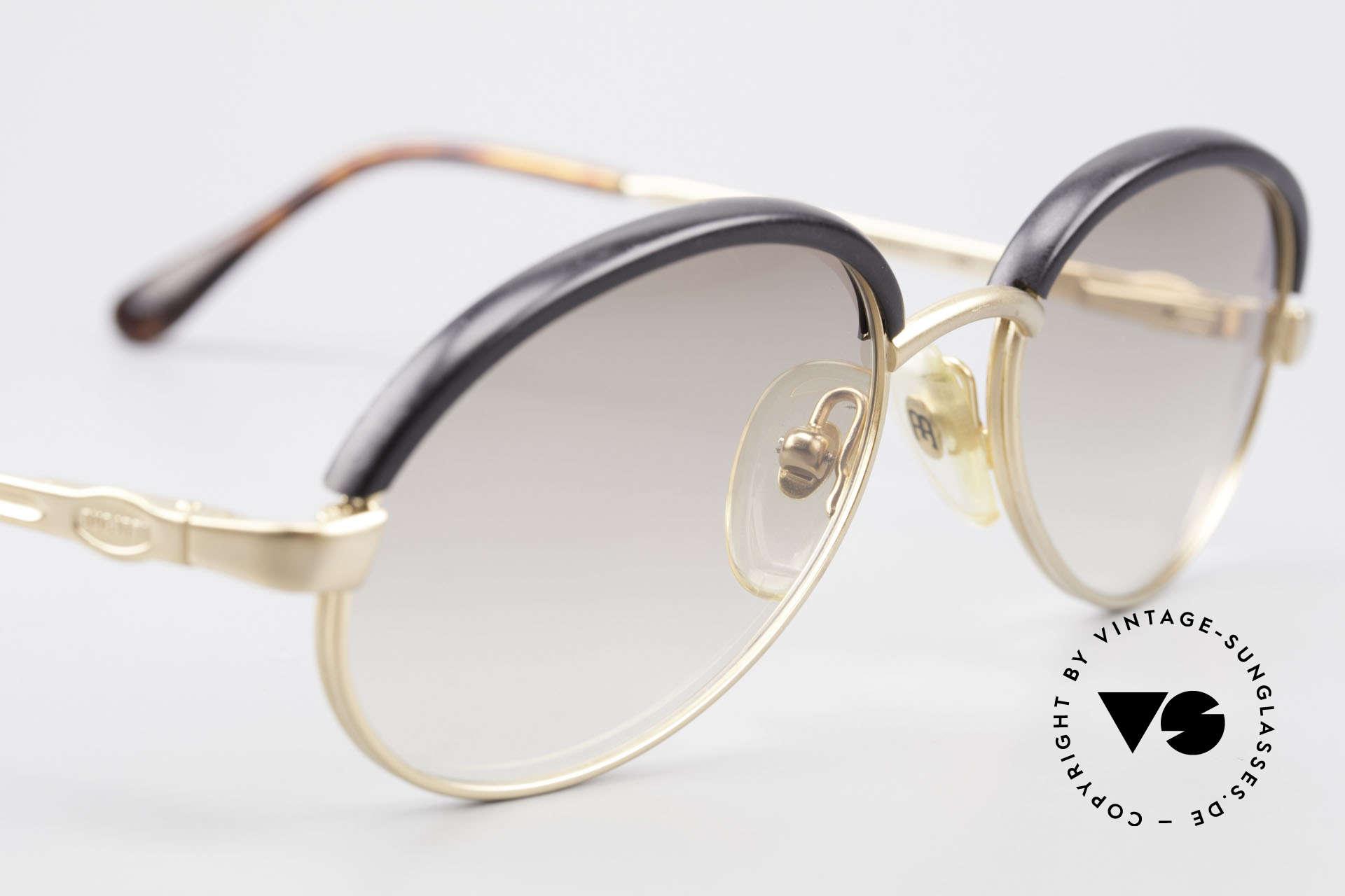 Bugatti 03180 Alte Klassische Bugatti Brille, ungetragen (wie alle unsere alten Bugatti Brillen), Passend für Herren