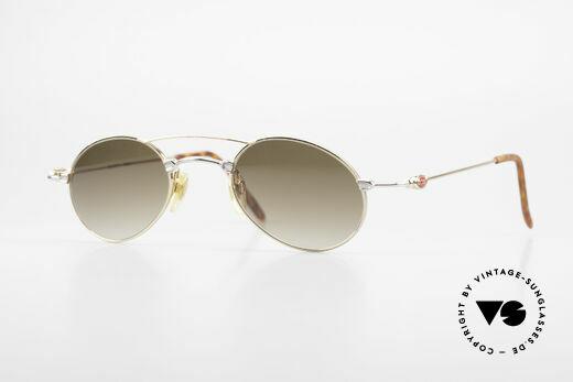 Bugatti 10808 Luxus Vintage Sonnenbrille Details