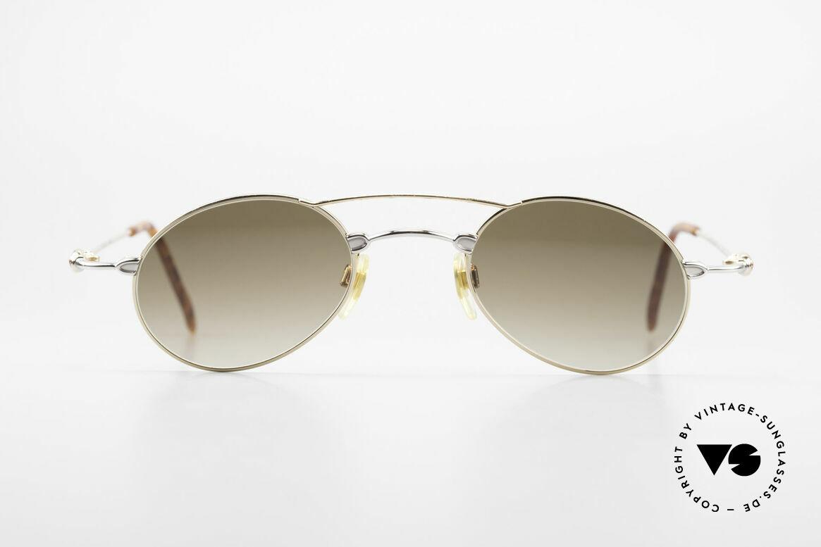 Bugatti 10808 Luxus Vintage Sonnenbrille