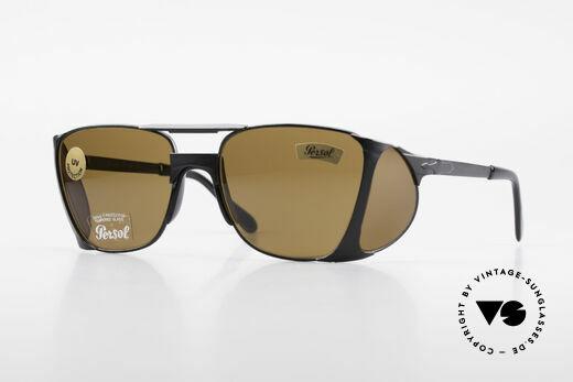 Persol 009 Ratti VIP Vintage Nasa Sonnenbrille Details