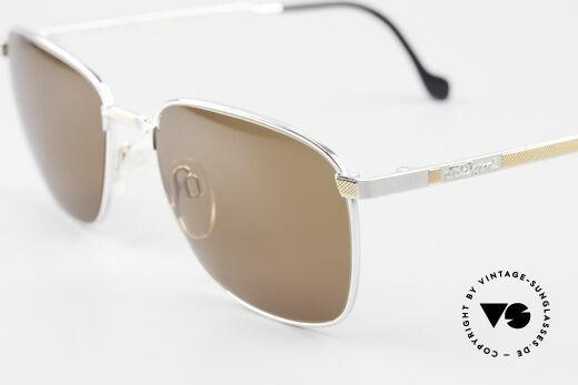 S.T. Dupont D048 90er Luxus Sonnenbrille 23kt