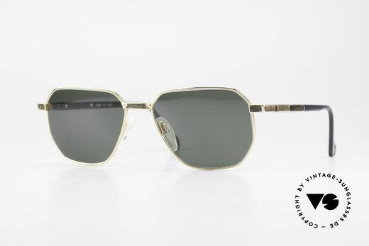 S.T. Dupont D006 Luxus Sonnenbrille Vintage Details