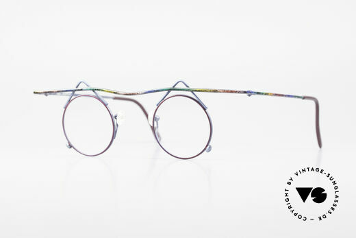 Argenta Crazy 700 Verrückte Vintage Brille Details
