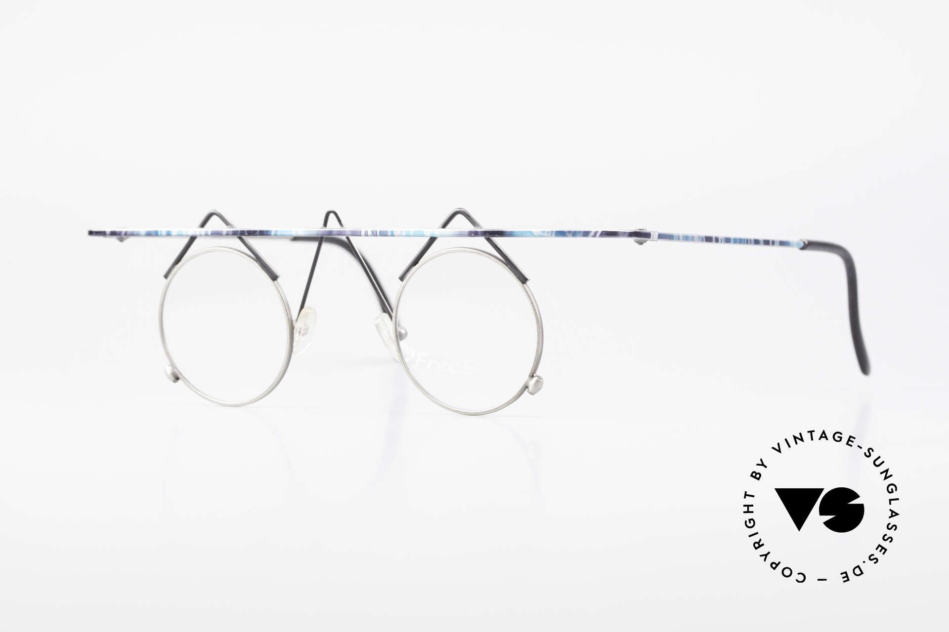 Argenta Crazy 705 Verrückte Vintage Fassung, Argenta CRAZY Brille: der Name sagt eigentlich alles, Passend für Damen