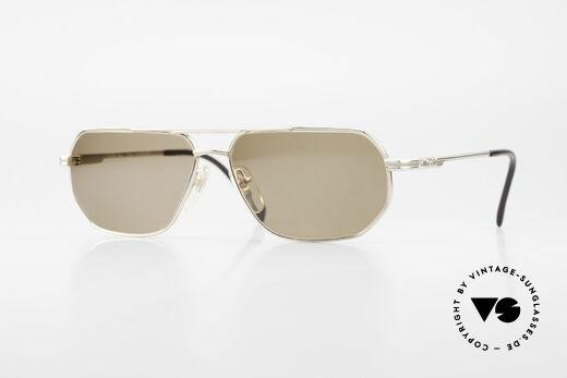 Zollitsch Cadre 200 Vintage Titan Sonnenbrille Details