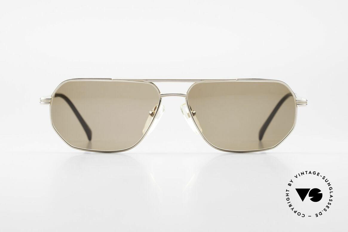 Zollitsch Cadre 200 Vintage Titan Sonnenbrille, vintage Titan Sonnenbrille von Zollitsch aus den 90ern, Passend für Herren