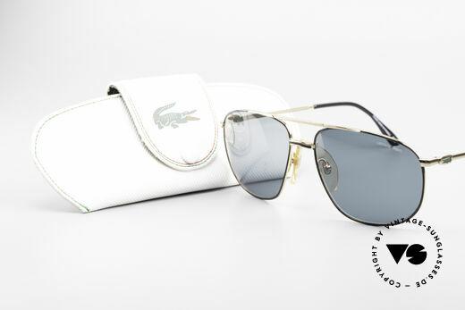Lacoste 121 XL Sport Sonnenbrille Herren, KEIN Retromodell; ein 20 J. altes ORIGINAL!, Passend für Herren