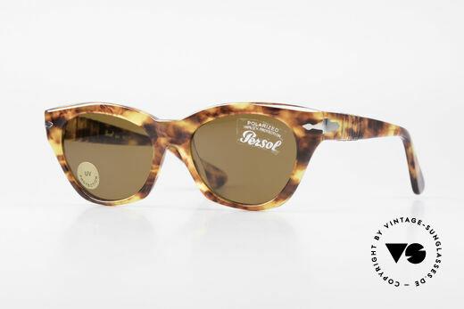 Persol 842 Ratti Klassische Damen Sonnenbrille Details