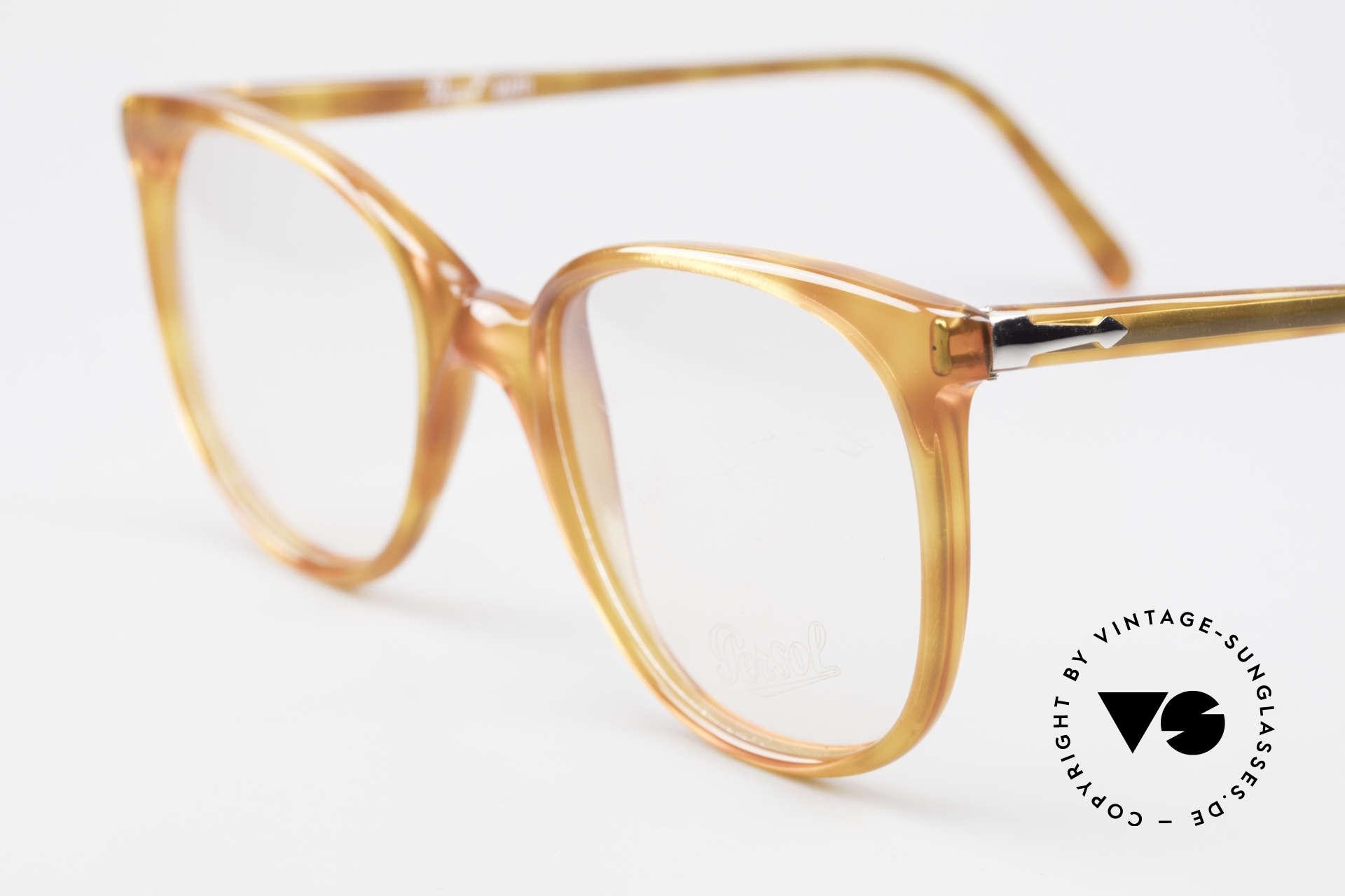 Persol 09181 Ratti Alte Vintage Brille Original, ungetragen; wie alle unsere vintage Persol Ratti, Passend für Herren und Damen