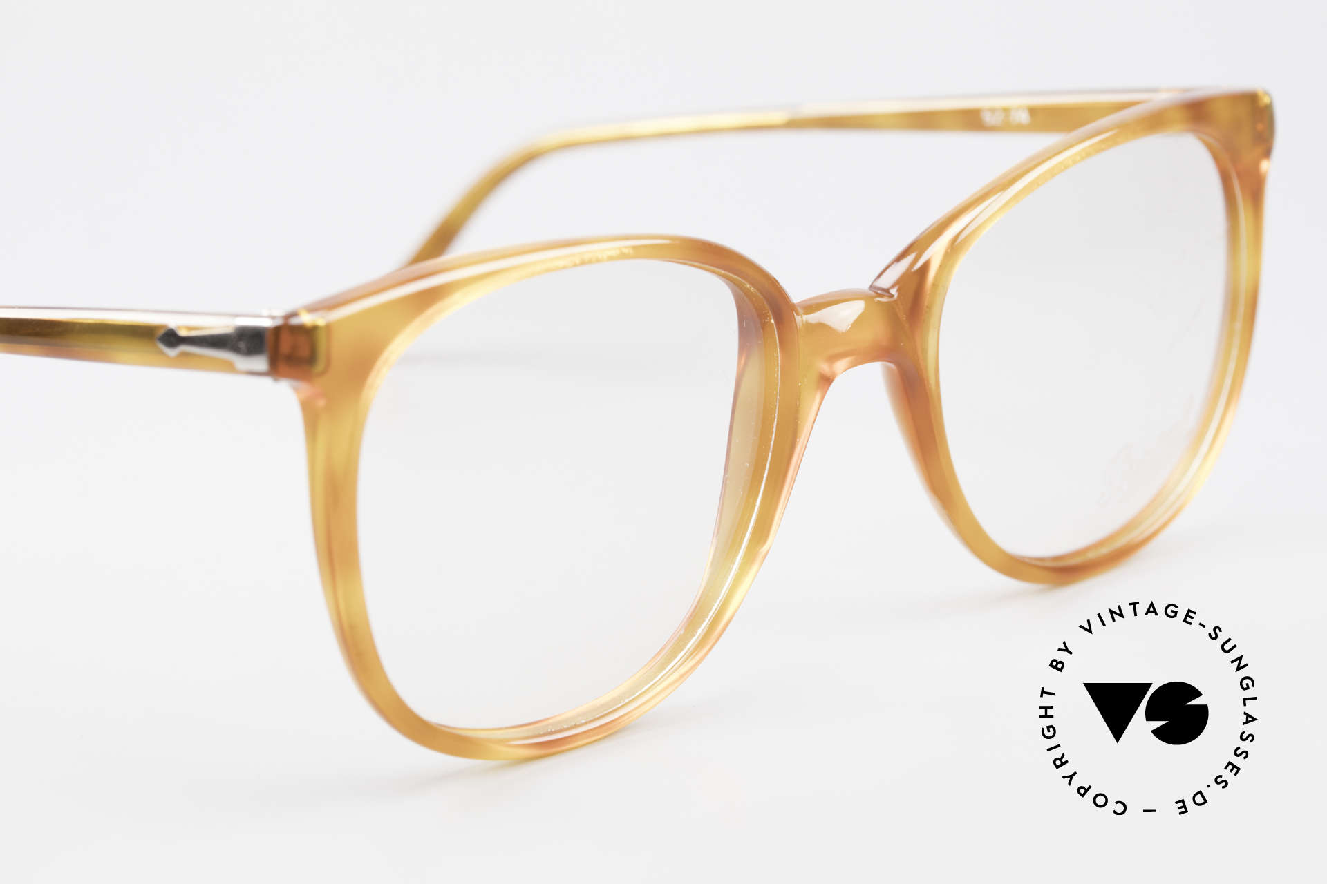Persol 09181 Ratti Alte Vintage Brille Original, KEINE RETRObrille; ein 35 Jahre altes Original!, Passend für Herren und Damen