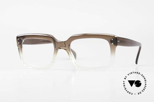 Metzler 450 80er Jahre Old School Brille Details