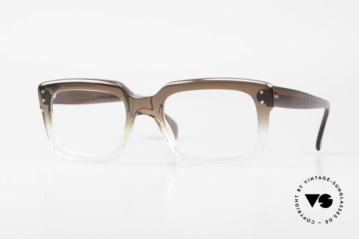 Metzler 450 80er Jahre Old School Brille, Metzler vintage Brille in unglaublicher Qualität, Passend für Herren