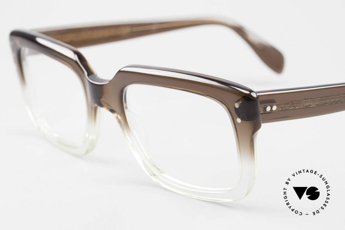 """Metzler 450 80er Jahre Old School Brille, ungetragen; wie all unsere Metzler """"Nerd"""" Brillen, Passend für Herren"""
