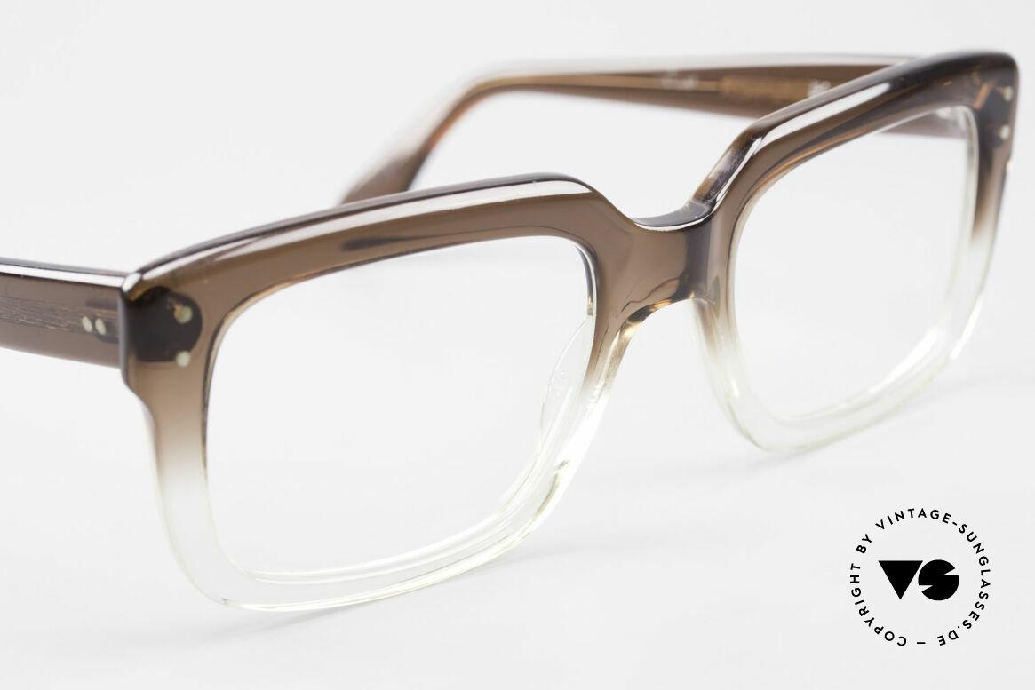Metzler 450 80er Jahre Old School Brille, KEINE Retrobrille; ein 'Made in Germany' Original, Passend für Herren